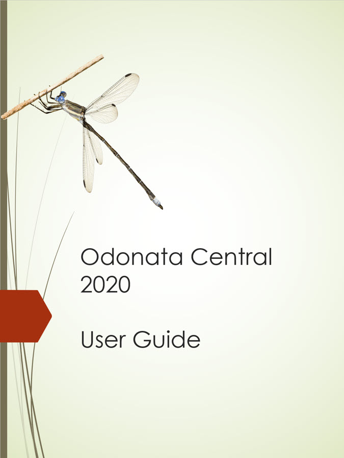 Image of user guide cover